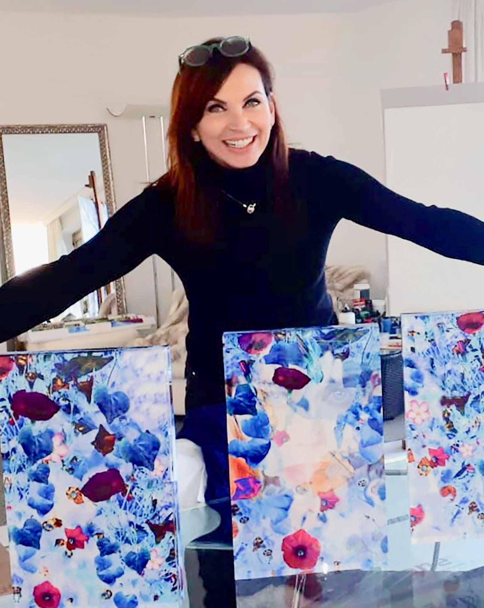 Cornelia Hagmann Contemporary Artist 2019 Big Sleep