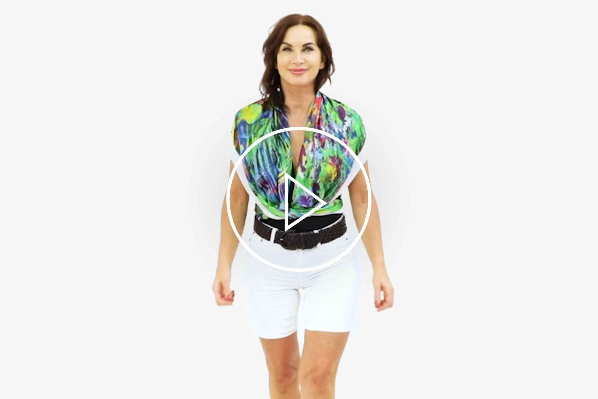Cornelia Hagmann La Galleria Silk Scarves Styles Inspirations No 10 11 12, Seidenschal, sciarpa di seta, foulard soie,