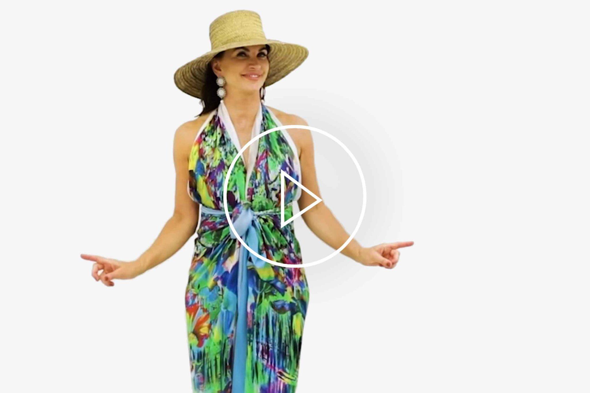 Cornelia Hagmann La Galleria Silk Scarves Styles Inspirations No 4 5 6, Seidenschal, sciarpa di seta, foulard soie,